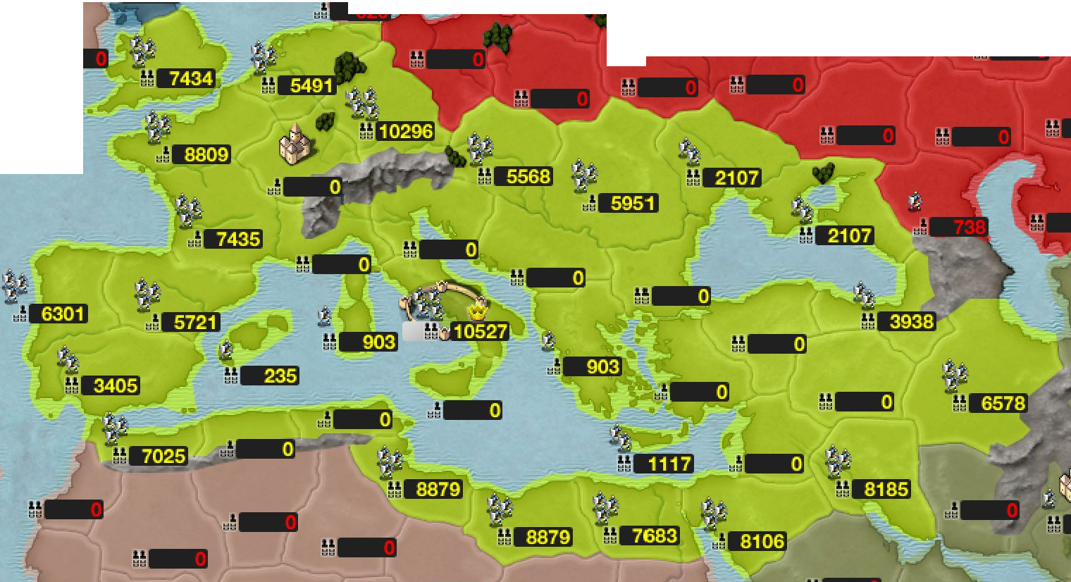 Creating the roman empire in an iphone game dragon company gumiabroncs Image collections