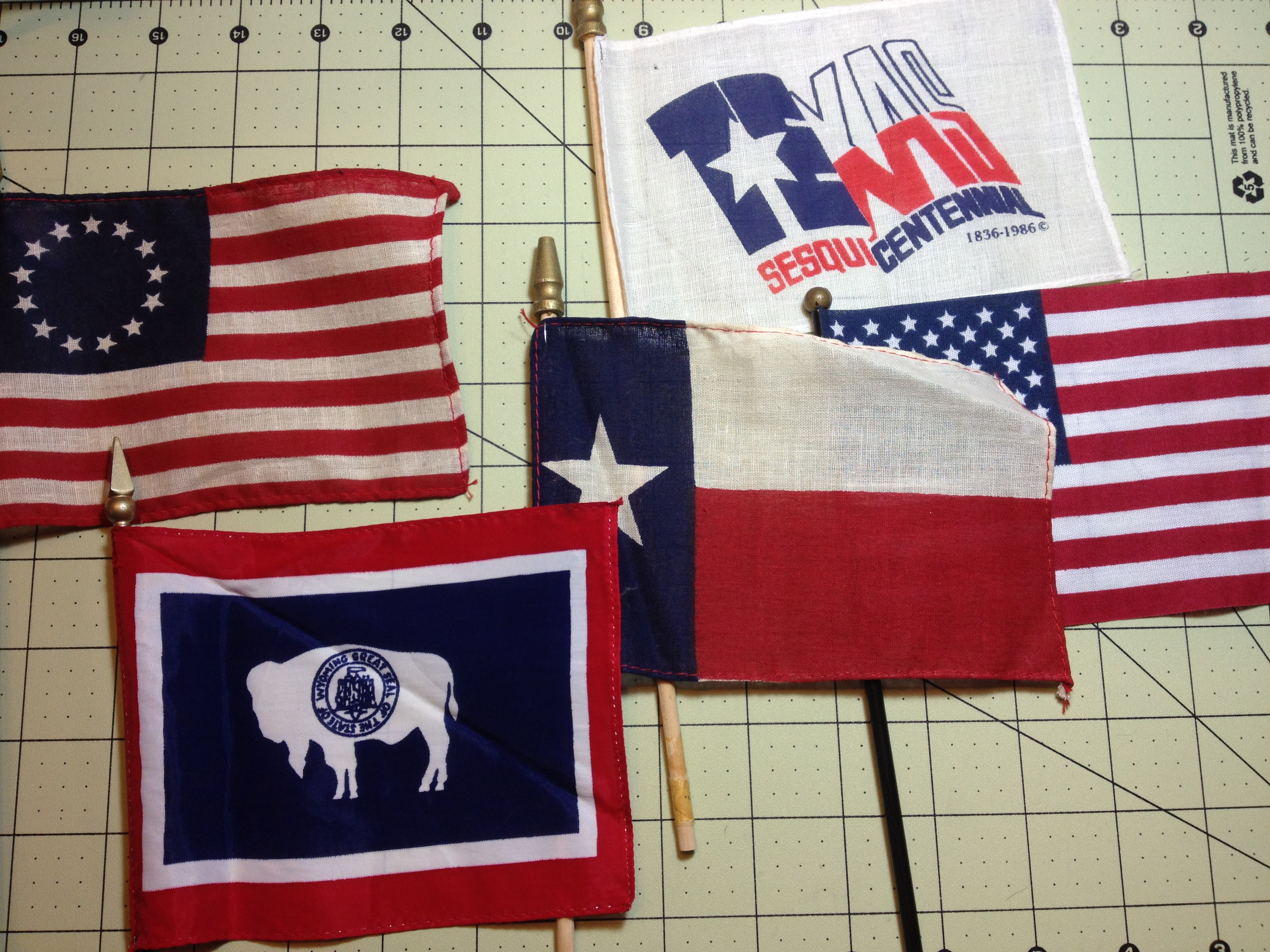Photo Which Flags Flew Over Texas